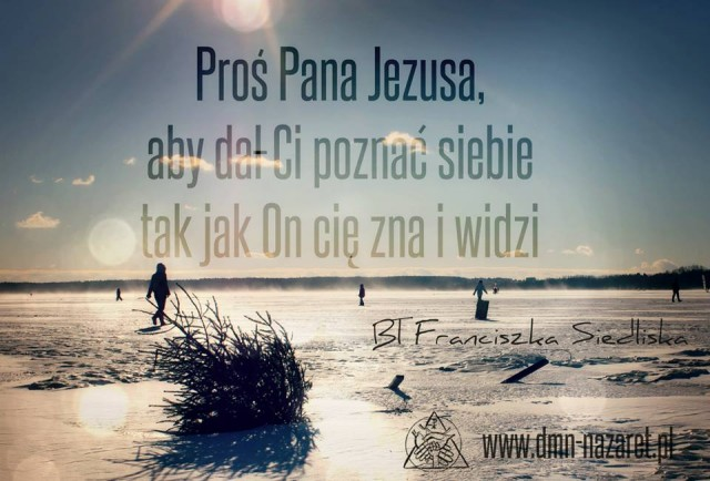 PROŚ PANA JEZUSA