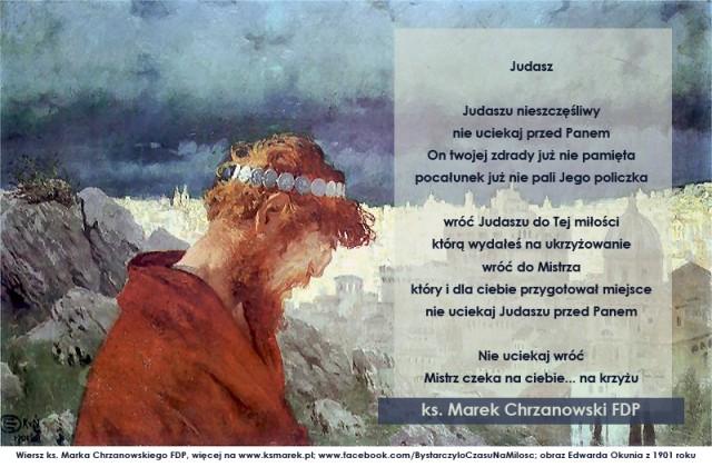 Wiersz ks.Marka Chrzanowskiego FDP - kapłana i poety