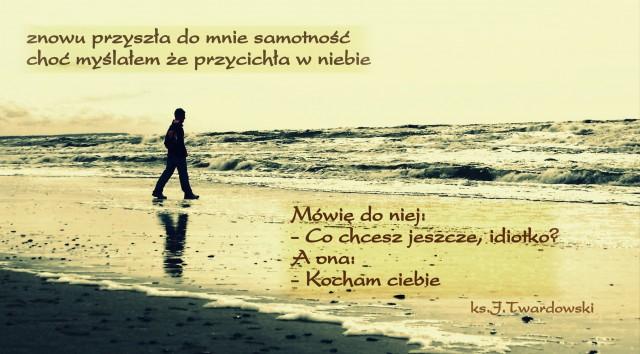 Samotność...