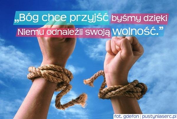 Bóg jest wolnością