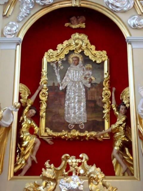 Sanktuarium św. Antoniego z Padwy w Ratowie