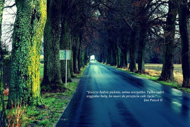 Droga do przejścia